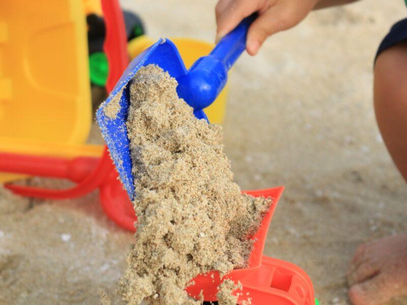 自宅の庭に子どもの遊びスペース「砂場」を設置してみよう!